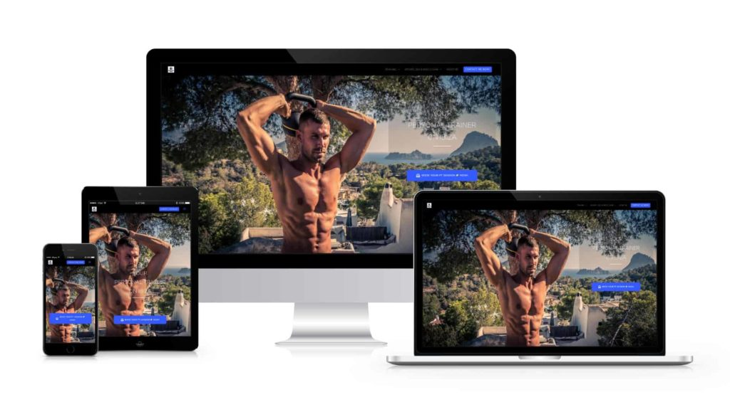 Online personal training - certified personal trainer